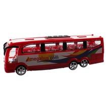 personenbus Public Bus jongens 24 cm rood
