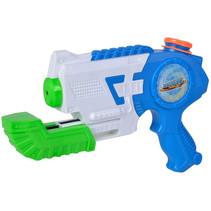 waterpistool Waterzone Micro Blaster 21 cm blauw