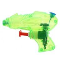 waterpistool junior 9 cm groen