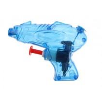 waterpistool junior 9 cm blauw