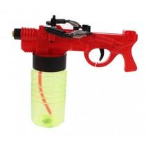 waterboogschieter junior 15 cm rood/groen