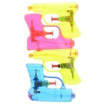 waterpistolenset Aqua Fun 4 stuks 11 cm
