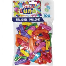 waterballonnen latex 100 stuks