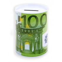spaarpot 100 euro 12x8,5cm