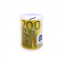 spaarpot 200 euro 12x8,5cm