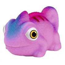 badkameleon lichtgevend 7,5 cm roze