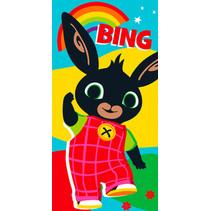 strandlaken Bunny junior 140 x 70 cm polyester