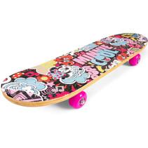 skateboard Minnie Mouse 61 x 15 x 10 cm hout