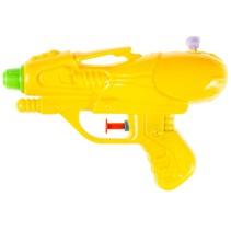 waterpistool junior 15 cm geel