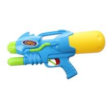 waterpistool Super Watergun junior 42 cm blauw/geel