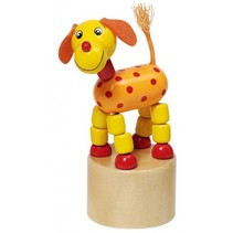 Drukfiguren Boerderij Hond
