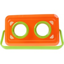 insectenbox oranje 3-delig