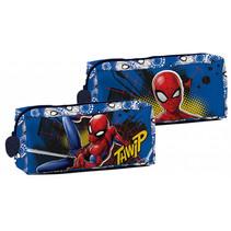 etui Spiderman junior 21 x 8 x 5 cm polyester