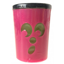 putty King junior 5,5 x 7 cm siliconen roze/geel