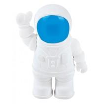 gum astronaut 4,5 cm blauw