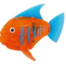 speelfiguur Aquabot Deco 2.0 9 x cm oranje 4-delig