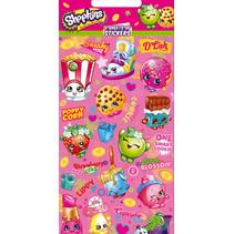 stickers Shopkins junior roze 100+ stuks