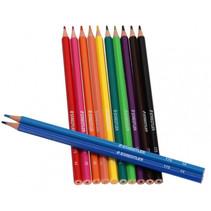 kleurpotloden Comic 17,5 cm hout/grafiet 12 stuks