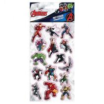stickers Avengers jongens 10 x 22 cm papier 15-delig