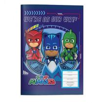notitieboek PJ Masks jongens 17 x 25 cm papier blauw
