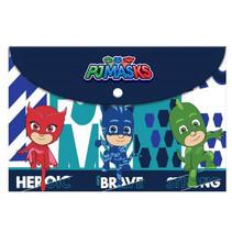 elastopmap PJ Masks jongens A4 blauw