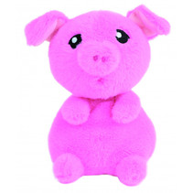 knuffel Varken Bob junior pluche roze