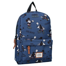 rugzak Mickey Mouse That One Friend 6,8 liter blauw