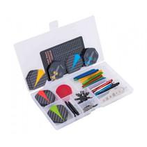 darts-set junior staal