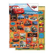 stickers Cars jongens 22 cm papier 600 stickers