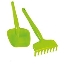 tuinset Schep & Hark junior 50 cm groen 2-delig
