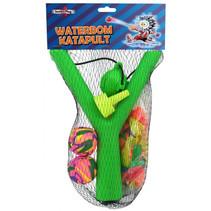 katapult Waterbom junior groen 5-delig