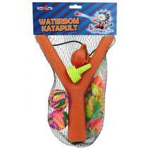 katapult Waterbom junior oranje 5-delig