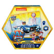 puzzel Paw Patrol junior 28 x 38 cm blauw 48-delig