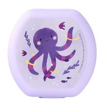 lunchbox Octopus junior 500 ml polypropyleen paars