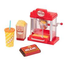 pop-accessoires Pop Pop Popcorn rood 4-delig