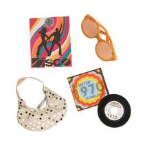 pop-accessoires Disco Beat meisjes 5-delig