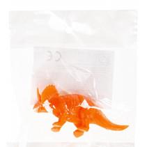 dinosaurus deinonychus jongens 8-10 cm oranje