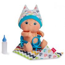 babypop Popo Lokas Cupcake junior textiel 6-delig