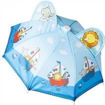 regenscherm poppen Zeilen junior mesh lichtblauw