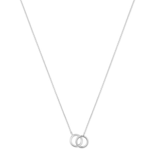 Selected Jewels Zoé 925 sterling zilveren ketting