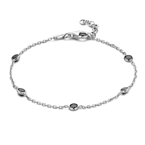 Selected Jewels Mila Sophie bracciale in argento sterling 925