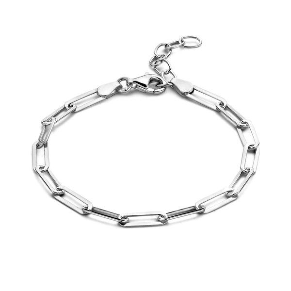 Selected Jewels Emma Jolie 925 sterling zilveren schakelarmband