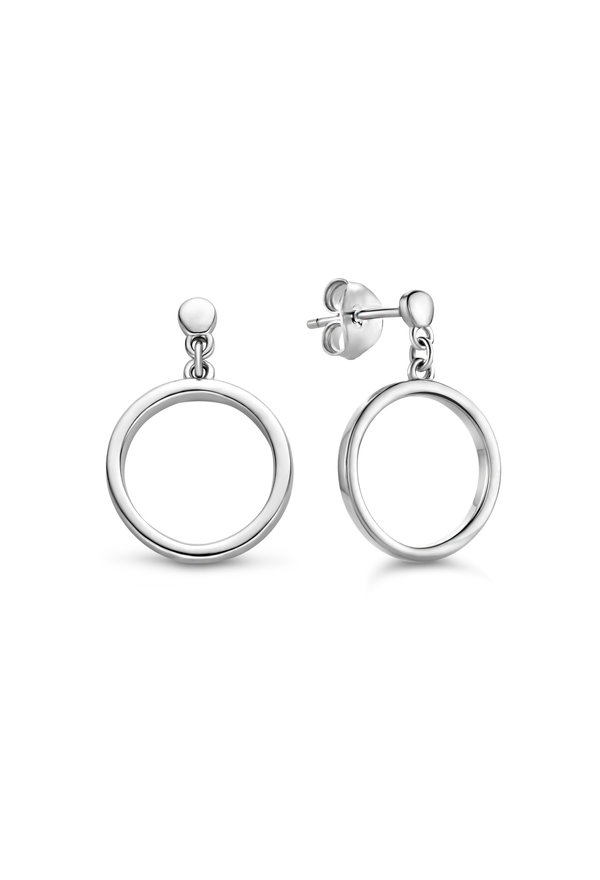 Selected Jewels Zoé 925 sterling silver drop earrings