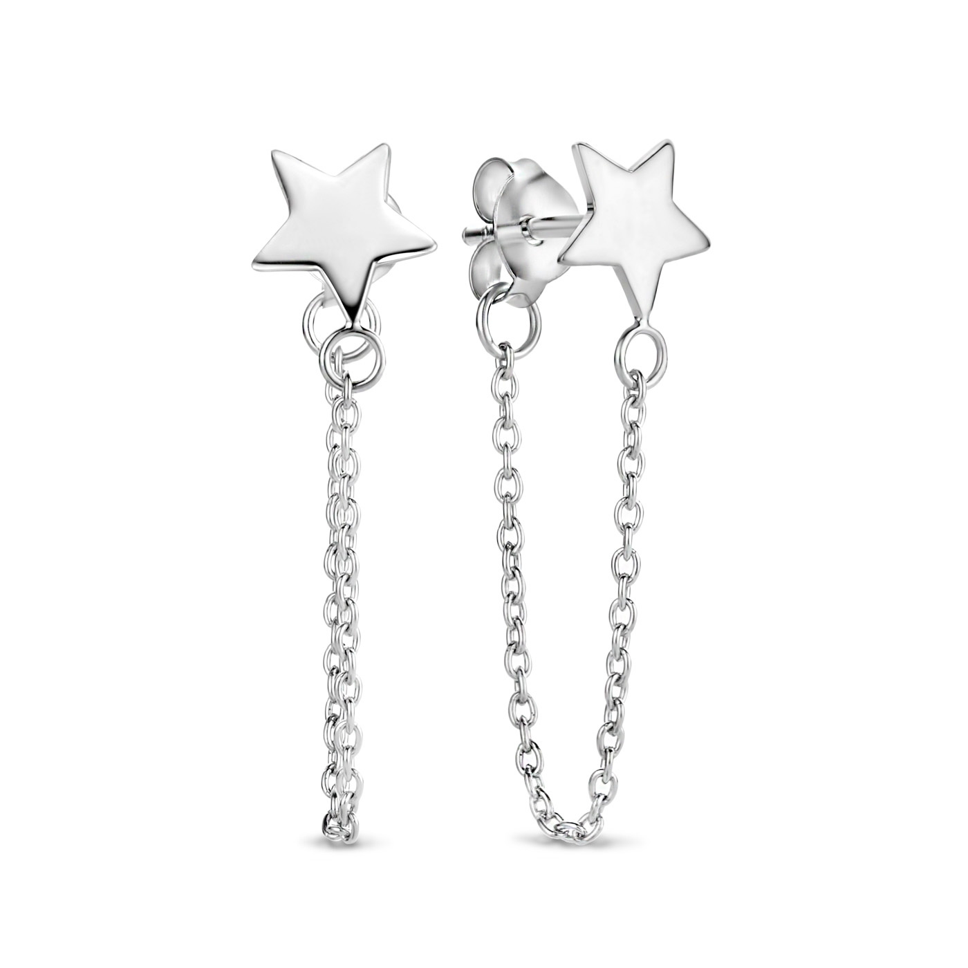 Selected Jewels Mila Cloé 925 sterling silver earparty