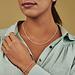 Selected Jewels Selected Gifts uppsättningar armband och halsband i 925 sterling silver
