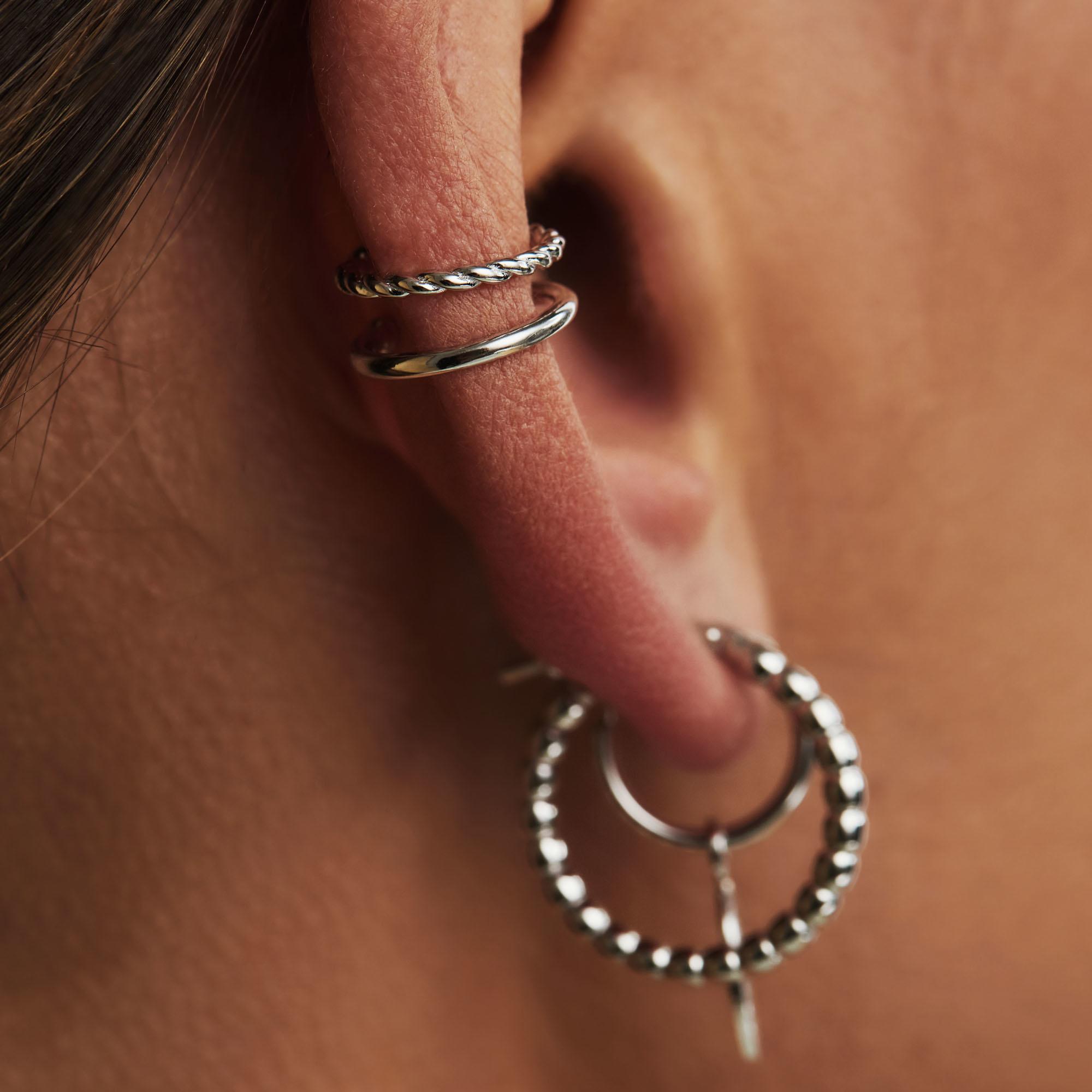 Selected Jewels Léna Joy ear cuff i 925 sterling silver