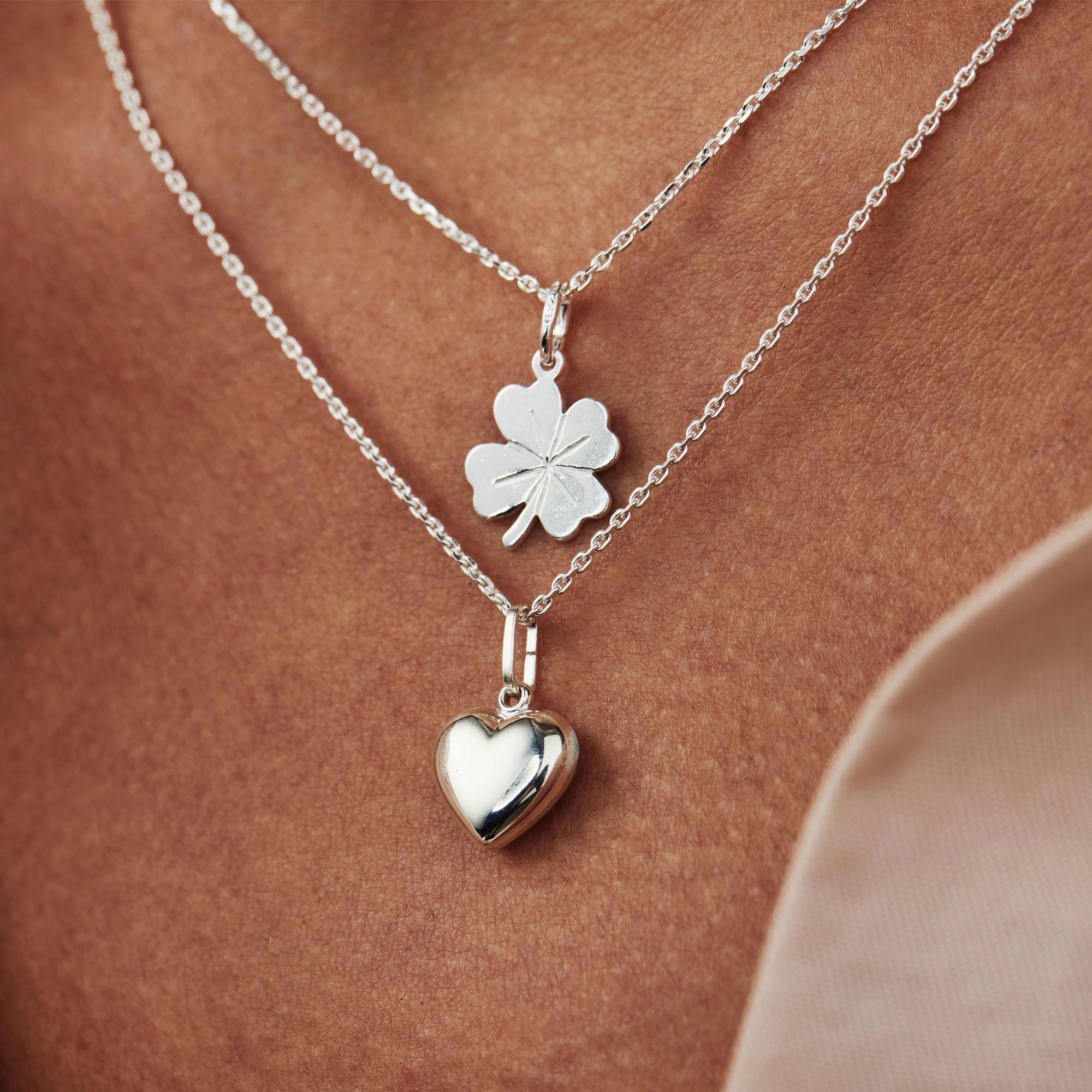 Selected Jewels Julie Olivia collier en argent sterling 925