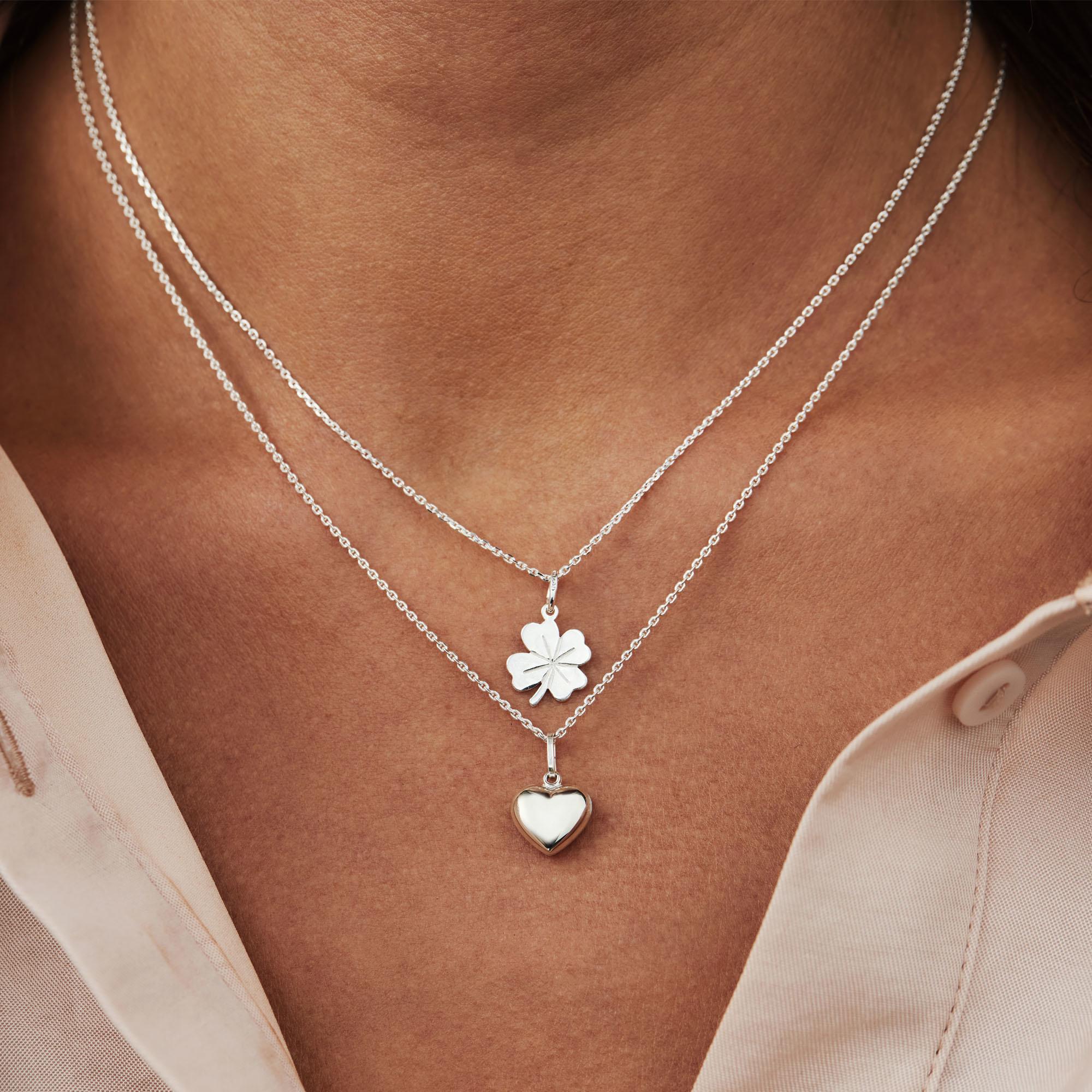Selected Jewels Julie Olivia 925 sterling sølv halskæde
