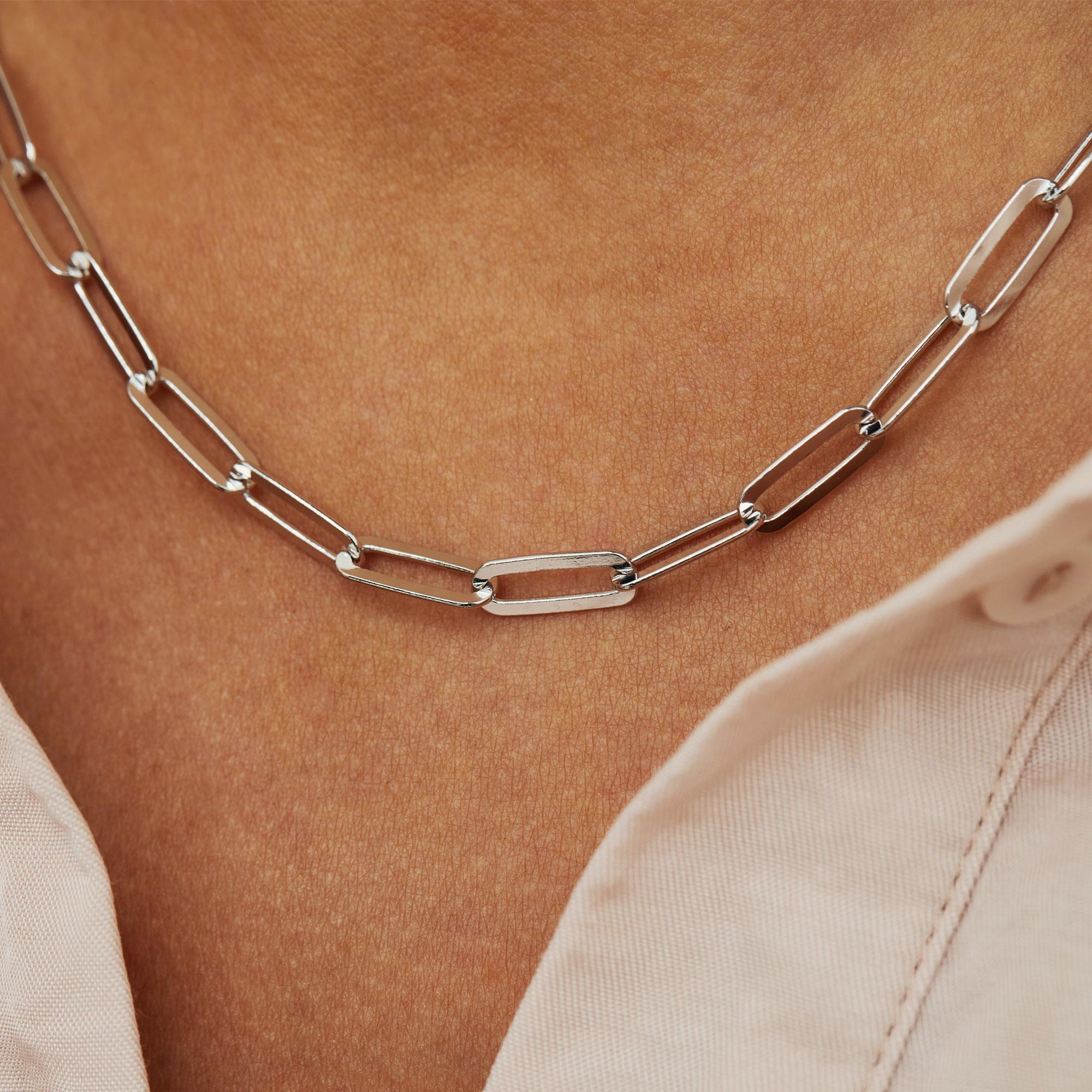 Selected Jewels Emma Jolie halsband i 925 sterling silver
