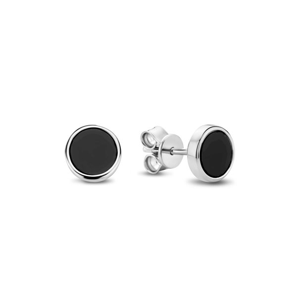 Selected Jewels Mila Sophie clous d'oreilles en argent sterling 925
